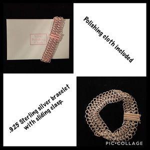 Bracelet .925 sterling silver